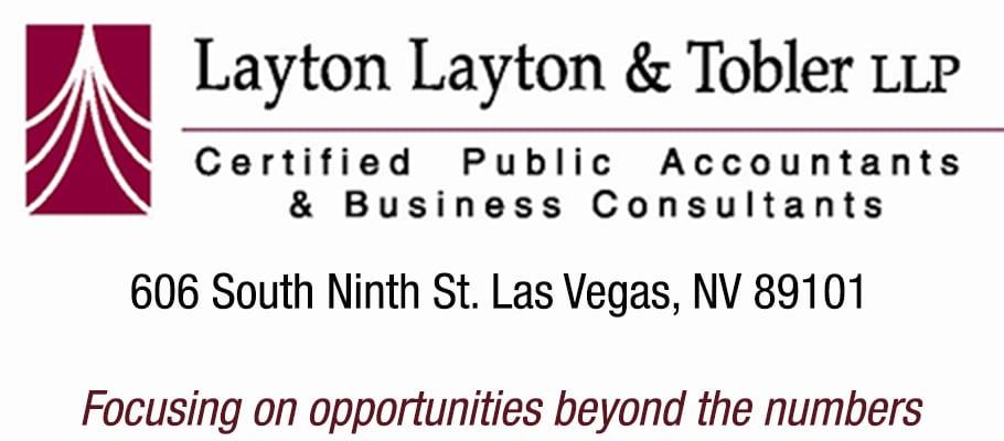 layton layton and tobler logo